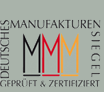 Deutsche Manufakturen - Siegel